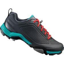Shimano MT3W SPD women's shoes, black / green, size 42