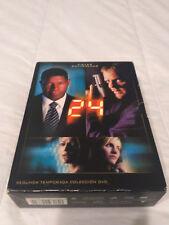24 Segunda temporada Completa  Dvd