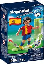Playmobil ® 70482 Joueur Espagnol - Footballer - Sport - Neuf - New - nuevo