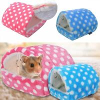 Hammock for Ferret Rabbit Guinea Pig Rat Hamster Squirrel Mice Bed Toy House LF