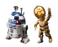 Star Wars C-3PO & R2-D2 EAA-010 2-Pack Egg Attack Action Figure Set