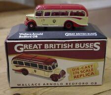 Corgi Great British Buses Wallace Arnold Bedford OB 1:76