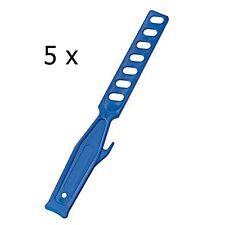 5 x Large  Paint Stirring Paddle Plastic Stirrer Mixing Sticks Palette Stick