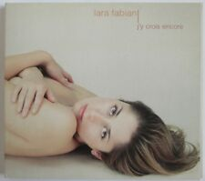 """LARA FABIAN - CD SINGLE ÉDITION LIMITÉE DIGIPACK """"J'Y CROIS ENCORE"""""""