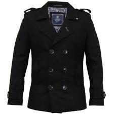 Manteaux et vestes noirs pour homme taille 50   eBay 588088b5629