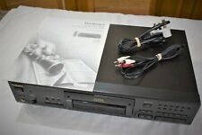 Technics SL-PS770A High End CD Player, Optical Output, MASH