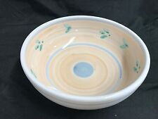"""Caleca """"CAA1"""" ~ Hand Painted Made in Italy ~ Serving Bowl ~ 10 7/8"""""""