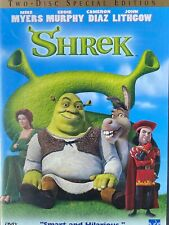 New listing Shrek (Dvd, 2001, 2-Disc Set, Special Edition)