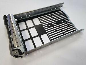 """Dell - 3,5 """" SAS / SATA HDD Rahmen / Caddy - ohne Schrauben - gebraucht"""