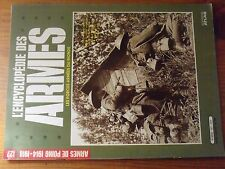 $$$ L'Encyclopedie des Armes N°127 Armes de poing 1914-1918