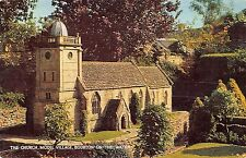 BR66266 the church model village bourton on the water   uk  14x9cm
