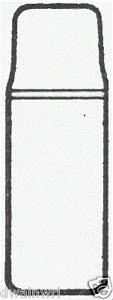 "Vinyl Military Medal Envelopes - 2""x 4½"" Package of 250"