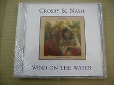 CROSBY & NASH - WIND ON THE WATER - CD SIGILLATO 2012