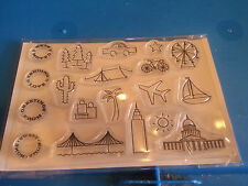 Stampin Up - Greetings From Photopolymer Stamp Set
