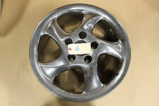 Porsche 986 Boxster 993 996 Carrera 911 Chrome Wheel Rim Turbo Twist 7.5x18 18""