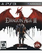 Dragon Age II PlayStation 3 PS3 Game 2 Rpg Fantasy Collectible