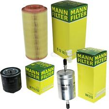 Mann-filter Set Air Filter Oil Filter Fuel Filter Audi A2 8Z0 1.6 FSI 1.4