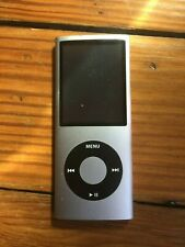 Apple 8GB iPod Nano 4th Generation - Gray - Comes with 1245 Songs