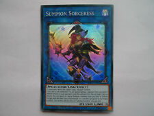 Summon Sorceress  * Super Rare SOFU Promo * Yu-gi-oh