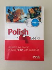 Polish in 4 Weeks. Intensive Course in Basic Polish with CD