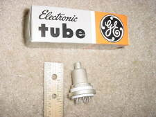 8072 VHF LINEAR AMPLIFIER VACUUM TUBE - GE - NOS - 1973
