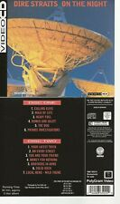 DOUBLE / 2 VIDEO CD - DIRE STRAITS BRING ON THE NIGHT CONCERT   DC*3