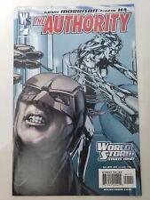 THE AUTHORITY Vol 4 #1-2 (2007) WILDSTORM COMICS FULL SET! GRANT MORRISON! HA!