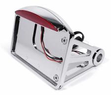 Support de Plaque Latéral Chrome Moto Café Racer Harley forty eight soft tail FB