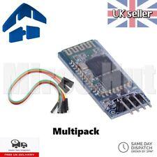 Wireless Bluetooth HC-06 RS232 Serial Transceiver Module - Arduino Pi, not HC-05