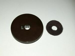 Pos 3) 1 Ersatzteil für Drehknopf aus Grundig 3010 - Röhrenradio Ersatzteil