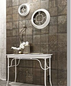 GLINT ORO 44.2CM X 44.2CM WALL TILE (4 m2) Collection Only