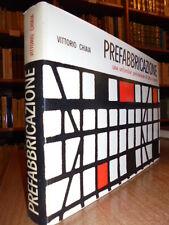 Prefabbricazione case unifamiliari prefabbricate di tutto il mondo.V.Chiaia 1963