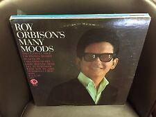 Roy Orbison Roy Orbison's Many Moods vinyl LP EX ORIG 1969 MGM Stereo