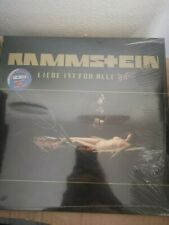 Vinyl Liebe Ist Fur Alle Da Demo RAMMSTEIN RAR SEALED