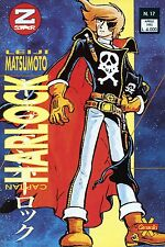 * CAPITAN HARLOCK N°17/APR/1993 - LEIJI MATSUMOTO - by GRANATA PRESS s.r.l.