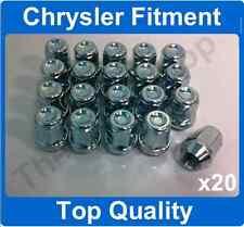 x20 14x1.5 Wheel Nuts Chrysler Fitment CHRYSLER 300 C 2005>CROSSFIRE 19mmHex