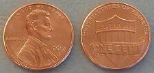USA 1 Cent Lincoln 2012 D unz.