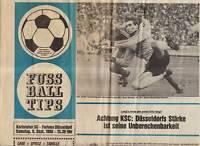 BL 80/81  Karlsruher SC - FC Schalke 04 (TIP)