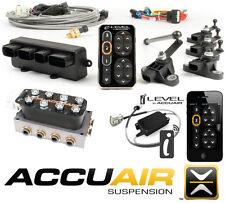AccuAir eLevel VU4 Manifold iLevel Complete Management Kit Air Ride Suspension