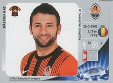 N°323 RAZVAN RAT # ROMANIA SHAKHTAR DONETSK CHAMPIONS LEAGUE 2013 STICKER PANINI