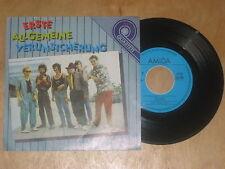 Erste Allgemeine Verunsicherung - Märchenprinz  + 3 Vinyl  Single  556 149!!