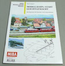 Miba Model Railway Practice Modellbahn-Start Leichtgemacht Signpost