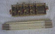 5-fach Drehkondensator Drehko