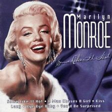 Marilyn Monroe Some like it hot (compilation, 21 tracks, fnm) [CD]