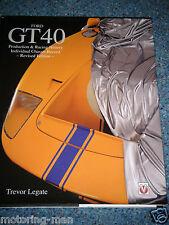 FORD GT40 GT40 GT104 FORD V FERRARI Carole Shelby BRUCE McLAREN gt106 LEMANS XGT