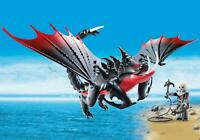 Playmobil DRAGONS #70039 Deathgripper with Grimmel - New Factory Sealed