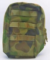 CROSSFIRE DPCU MEDIUM VERTICAL Pouch Military Field Gear and Webbing GREEN CAMO