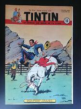 Journal Tintin N° 50 1950 TBE Le Rallic