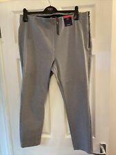 M&S Ladies Trousers, Skinny Trousers Size 18 (short), Black Mix