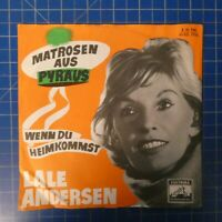 Lale Andersen Matrosen aus Pyräus Electrola E21724 B24757